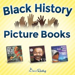 This February, celebrate black history with this List of Black History Picture Books! #fhdhomeschoolers #freehomeschooldeals #blackhistorymonth #blackhistory #picturebooks
