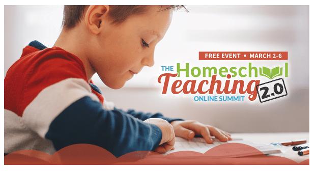 FREE Online Homeschool Teaching Summit. #fhdhomeschoolers #freehomeschooldeals #homeschoolteachingsummit #teachingonlineevent