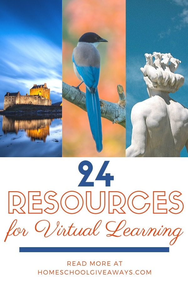 FREE Learning Resources and Virtual Tours. #fhdhomeschoolers #freehomeschooldeals #freevirtualtours #vistualtourresources