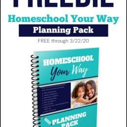 Revamp your whole homeschool, check out this FREE Homeschool Your Way Planning Pack! #fhdhomeschoolers #freehomeschooldeals #homeschoolinglife #homeschoolingrocks #hsplanning