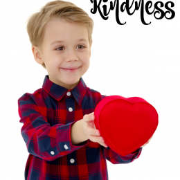 Spreading Kindness FREE Poster. #fhdhomeschoolers #freehomeschooldeals #spreadkindness #raisingkindkids #spreadingkindness