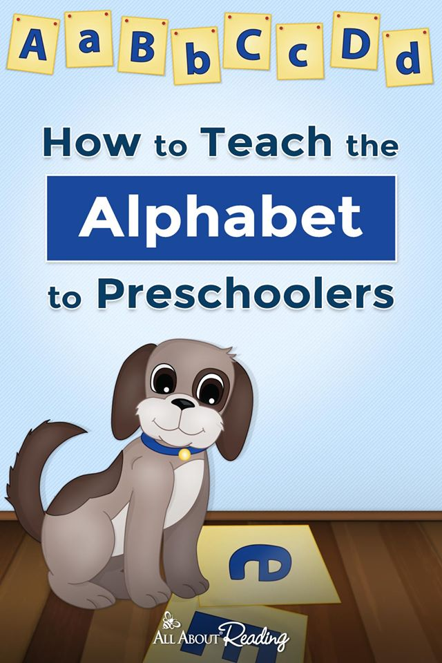 Find all you need to begin letter work with How to Teach the Alphabet to Preschoolers! #fhdhomeschoolers #freehomeschooldeals #alphabet #preschoolers #hsdays