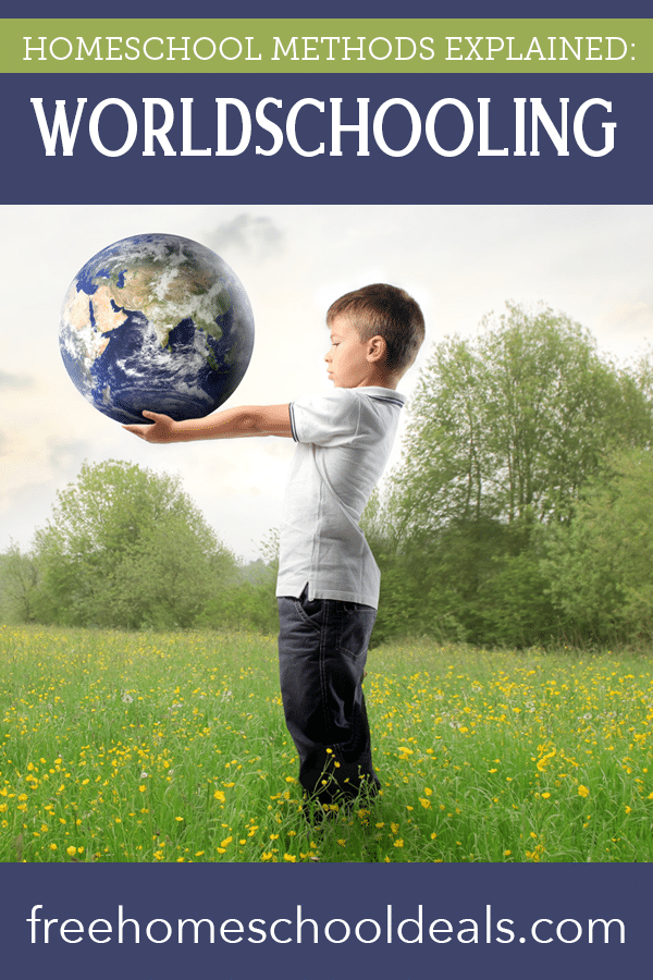 Want your child to both travel without missing a step in their education? Check out Homeschool Methods Explained: Worldschooling! #fhdhomeschoolers #freehomeschooldeals #homeschoolmethods #worldschooling #familytravel