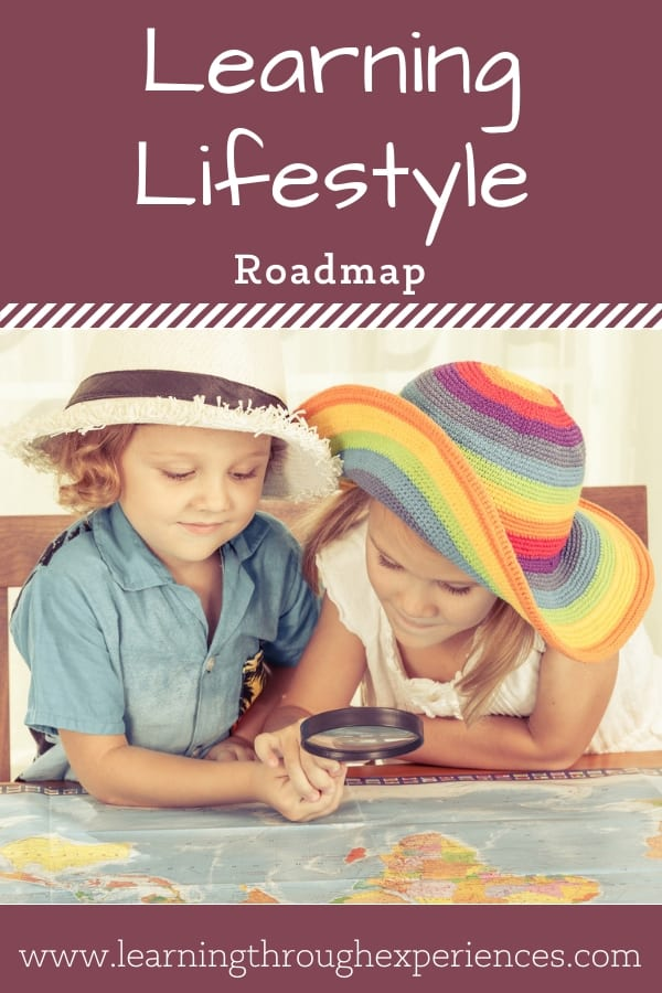 Give your homeschool a pathway with this FREE Learning Lifestyle Roadmap! #fhdhomeschoolers #freehomeschooldeals #learningroadmap #hsguide #hsmoms