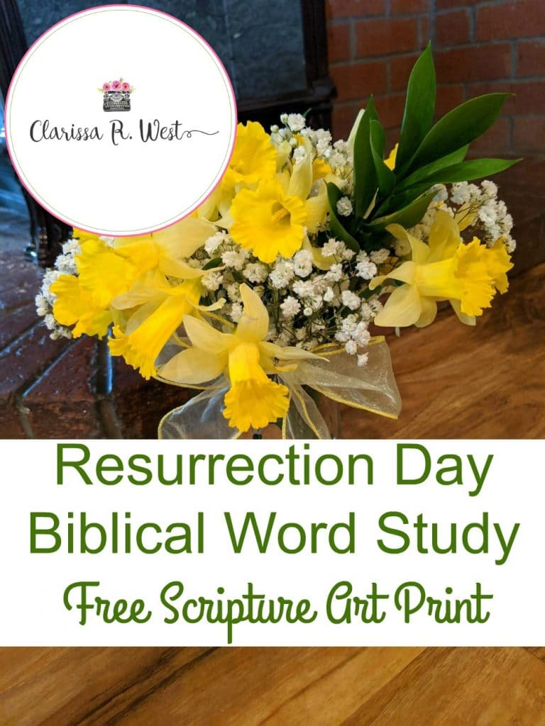 FREE Resurrection Day Scripture Art. #freehomeschooldeals #fhdhomeschoolers #resurrectiondayscripture#matthew28 #scripturewriting #resurrectionwordstudy