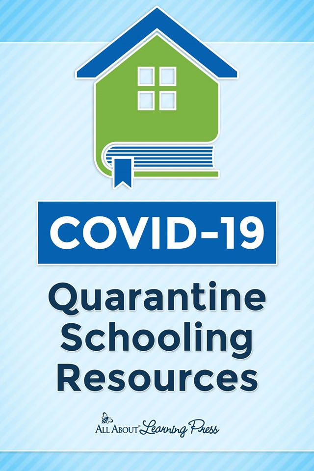 Stuck at home and need some teaching ideas? Check out these FREE COVID-19 Quarantine Schooling Resources! #fhdhomeschooling #freehomeschooldeals #stuckathome #quarantinelearning #teachathome