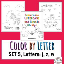 9 FREE Printable Letter Worksheets. #freehomeschooldeals #fhdhomeschoolers #letterworksheets #lowercaseworksheets #uppercaseworksheets
