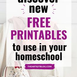 17 FREE Printables for Homeschool. #freehomeschooldeals #fhdhomeschoolers #earlylearningfreebies #homeschoolprintables