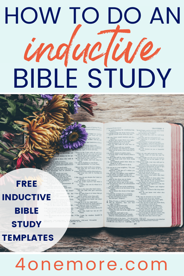 FREE Inductive Bible Study Templates. #freehomeschooldeals #fhdhomeschoolers #inductivebiblestudytemplate #inductivestudytemplate #studyGodsword