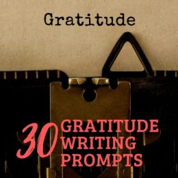 Free Gratitude-Themed Writing Prompts. #freewritingprompts #thanksgivingwritingprompts #learnaboutgratitude #freehomeschooldeals #fhdhomeschoolers
