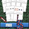 Five Senses Science Mini Book. #fivesensesforpreschool #minibookprintable #scienceforpreschool #freehomeschooldeals #fhdhomeschoolers