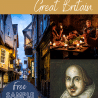Christmas in Shakespeare's Medieval England - FREE Sample Lesson. #freehomeschooldeals #fhdhomeschoolers #ShakespeareMedievalEngland #ChristmasinMedievalEngland #ChristmasMedievaltimes
