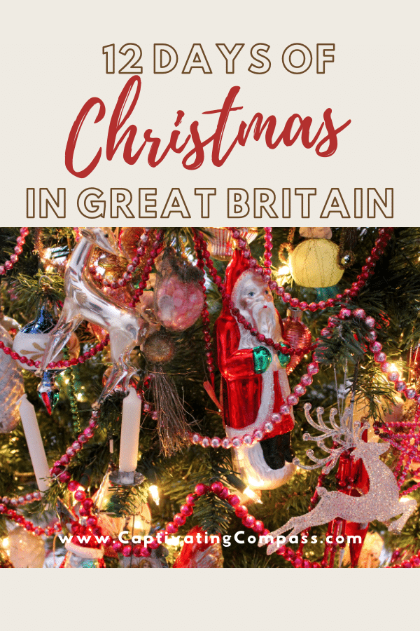 12 FREE Lessons About Christmas Traditions in Great Britain. #ShakespeareandDickens #Christmastraditions #traditionsinGreatBritain #freehomeschooldeals #fhdhomeschoolers