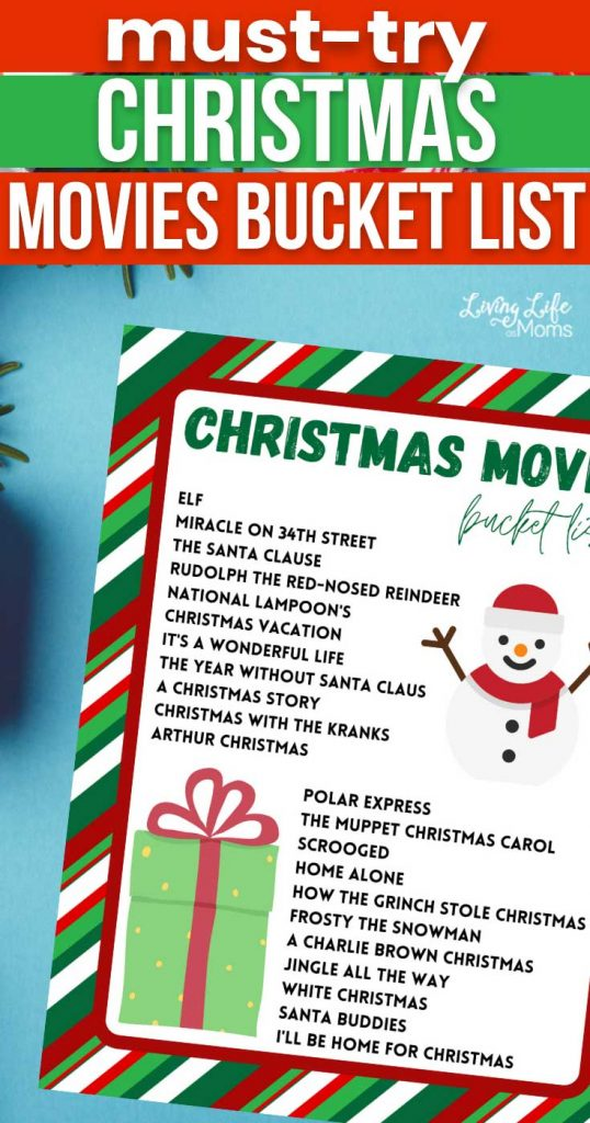 Must-See Family Christmas Movies. #bestchristmasmovies #familychristmasmovies #christmasfamilynight #freehomeschooldeals #fhdhomeschoolers