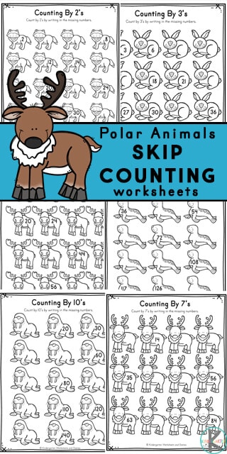 Skip Counting Practice Worksheets. #skipcountingworksheets #skipcountingpractice #freemathworksheets #freehomeschooldeals #fhdhomeschoolers
