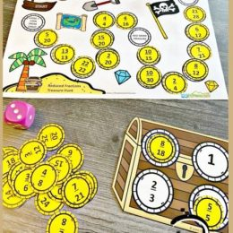 Pirate Fractions Math Game. #freefractionsgame #freemathgames #printablemathgames #freehomeschooldeals #fhdhomeschoolers