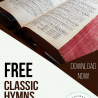 FREE Hymns Study Pack. #fhdhomeschoolers #freehomeschooldeals #hymnsstudy #hymnmusicactivity #hymnactivitypack #musichymns #musicstudy