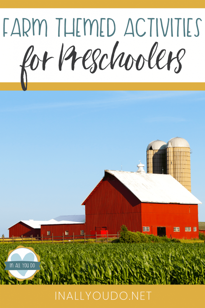 Farm themes and farm units are great ways for kids to explore many different subjects and these free farm-theme printables and activities can help.