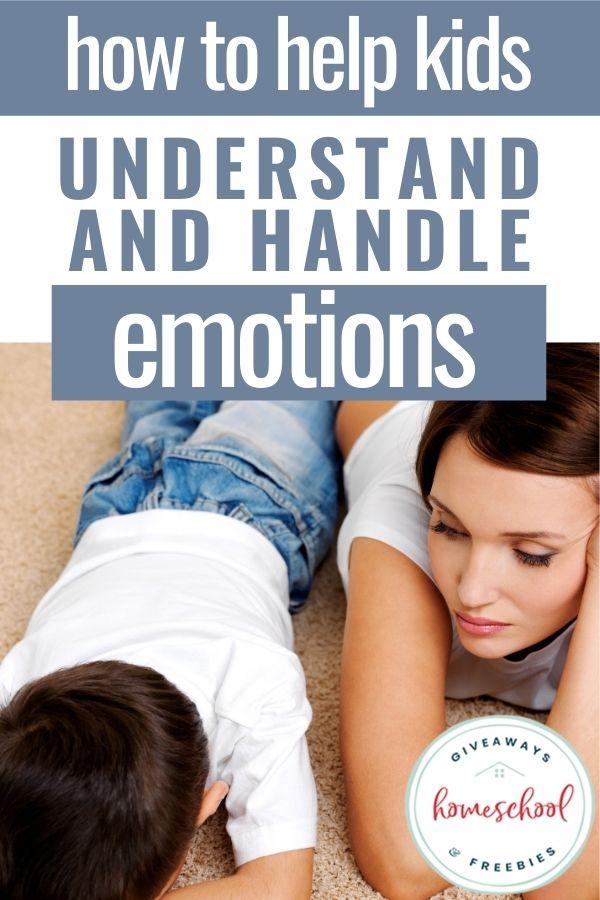 Understanding Feelings and Emotions Printables. #freehomeschooldeals #fhdhomeschoolers #understandingfeelings #emotionsprintables #emotonsresources