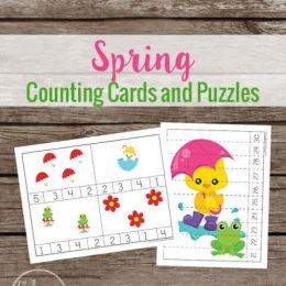 Free Spring Math Puzzles. #freehomeschooldeals #fhdhomeschoolers #mathpuzzles #springmathpuzzles #springmathprintables