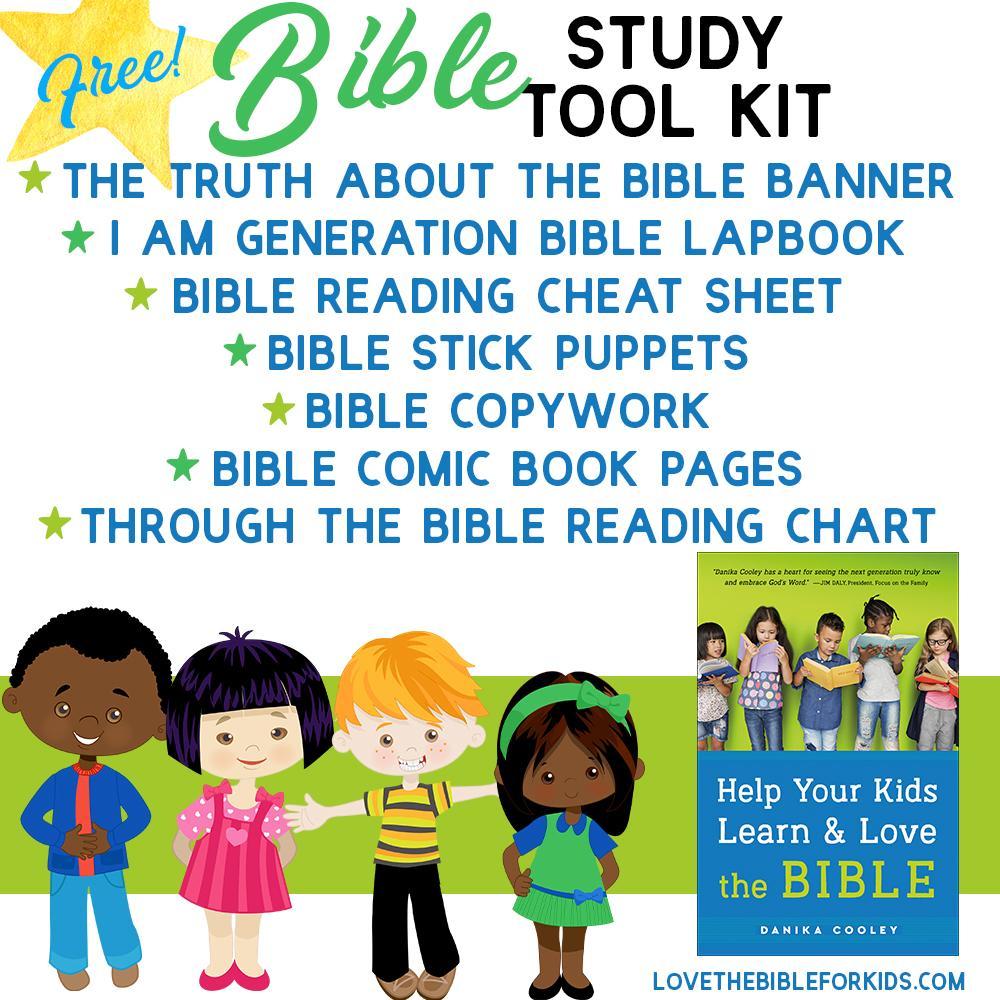 Bible Study Activities for Kids. #freehomeschooldeals #fhdhomeschoolers #kidsbiblestudy #freebiblestudyactivities #studyingthebible