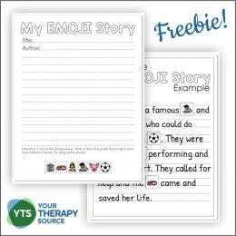 FREE Emoji Creative Writing Prompt. #freehomeschooldeals #fhdhomeschoolers #creativewritingprompt #emojiwritingprompt #emojicreativewritingprompt