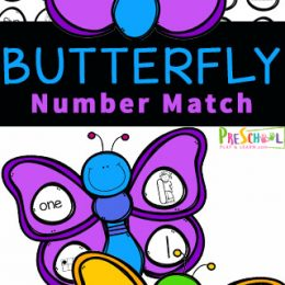Butterfly Unit: Printables, Activities & More!