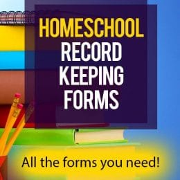 Free Forms for Homeschooling Records. #freehomeschooldeals #fhdhomeschoolers #freeprintablehomeschoolforms #freehomeschoolrecordforms #freerecordkeepingforms