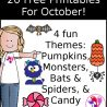 Free Pumpkin Activity Pages. #freehomeschooldeals #fhdhomeschoolers #pumpkincoloringpages #fallpumpkinpages #freepumpkinactivitypages