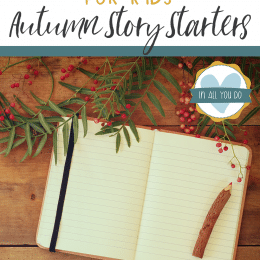 Fall Creative Writing Prompts. #freehomeschooldeals #fhdhomeschoolers #freecreativewritingprompts #fallcreativewritingprompts #creativewritingforkids